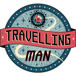 Travelling Man - We love comics